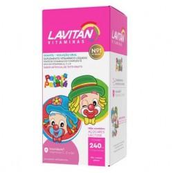 Lavitan Infantil  (sabor tutti-frutti) c/240ml Cimed