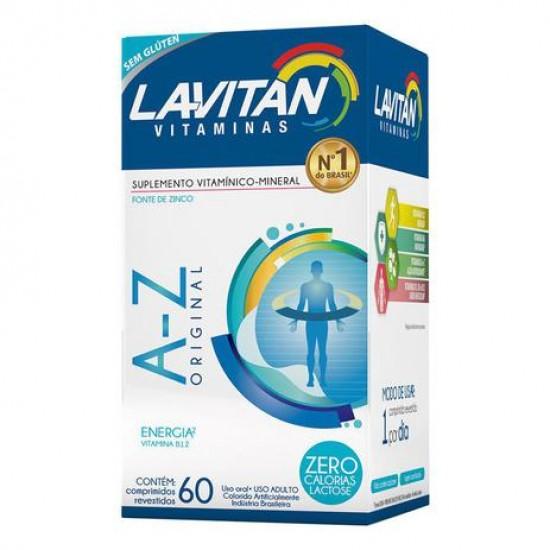 Lavitan A-Z c/60 cápsulas Cimed