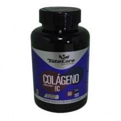Colágeno hidrolisado + Vit .C  TakeCare c/ 60 capsulas