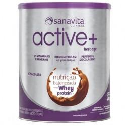 Active + Best age  Chocolate 400g Sanavita