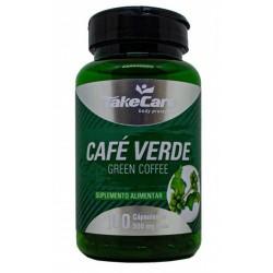 Café Verde c/ 60 cápsulas - TakeCare